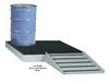 RAMPS FOR ALL-STEEL SPILL CONTROL PLATFORMS