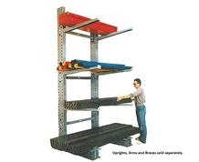 RUGGED CANTILEVER RACK ARMS